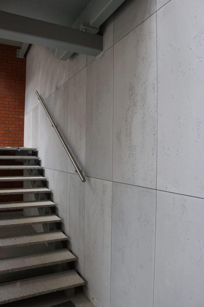 Beton architektoniczny 60x30 płyta VHCT Centrum Betonu Architektonicznego