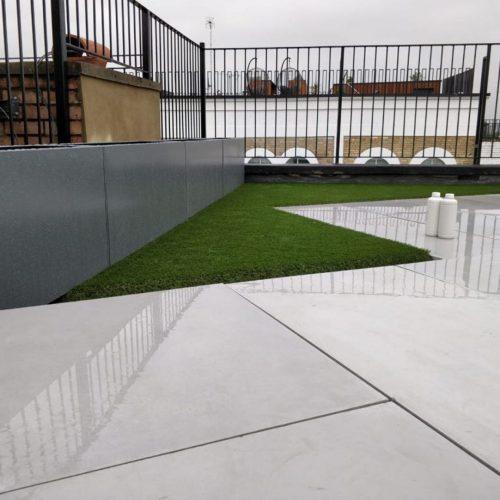 Płyta tarasowa z betonu architektonicznego, 150X60