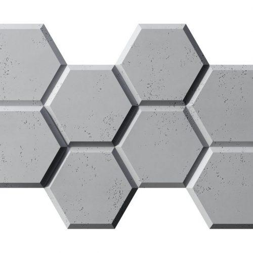 PB01 Beton architektoniczny panel 3D
