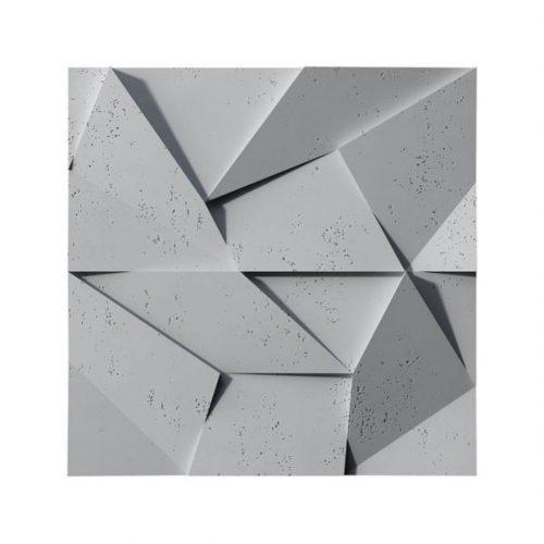PB06 ORIGAMI Beton architektoniczny panel 3D