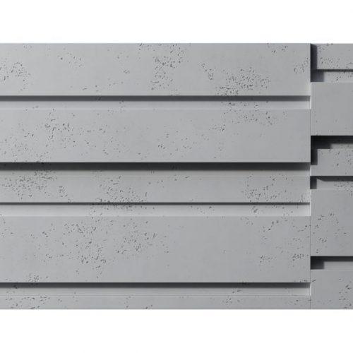 PB13 KOD Beton architektoniczny panel 3D