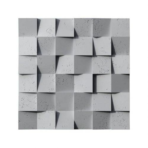 PB15 COCO Beton architektoniczny panel 3D