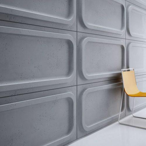PB19 MODUŁ O Beton architektoniczny panel 3D