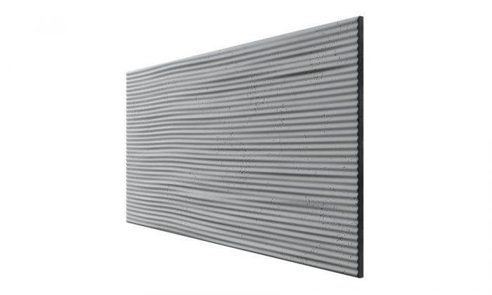 VHCT PB23 FALA 2 beton architektoniczny panele 3d