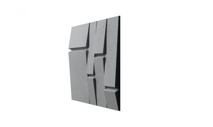 Centrum Betonu Architektonicznego panel z betonu PB25 TEKT