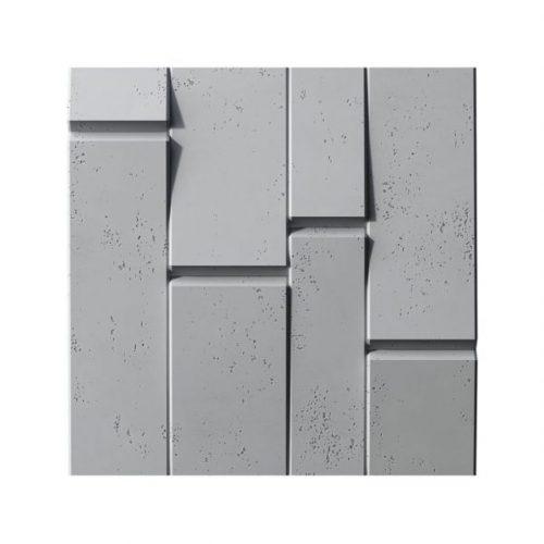 PB25 TEKT Beton architektoniczny panel 3D