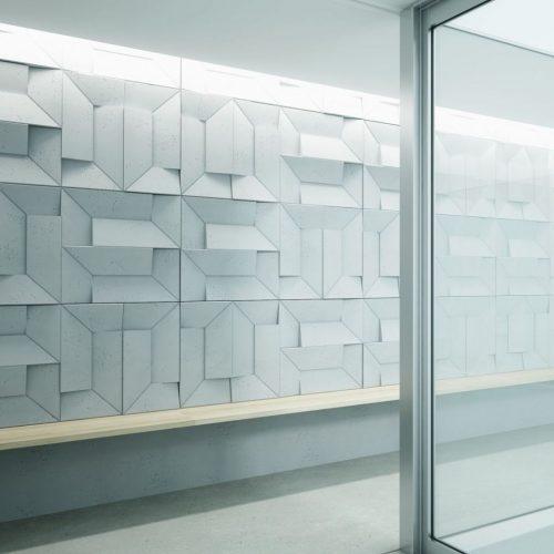 PB26 ORI Beton architektoniczny panel 3D