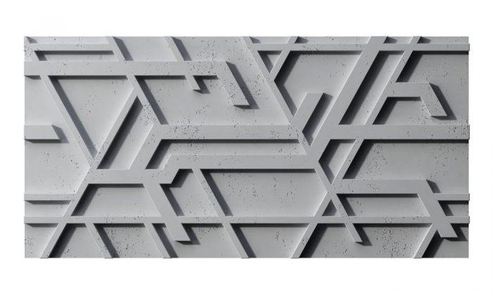 VHCT PB27 KOR panele z betonu architektonicznego