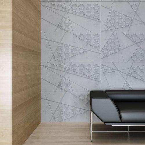 PB29 GRAF Beton architektoniczny panel 3D