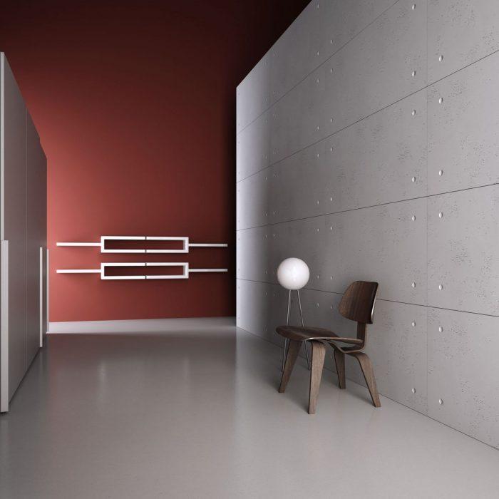 Panele 3d PB30 STANDARD beton architektoniczny