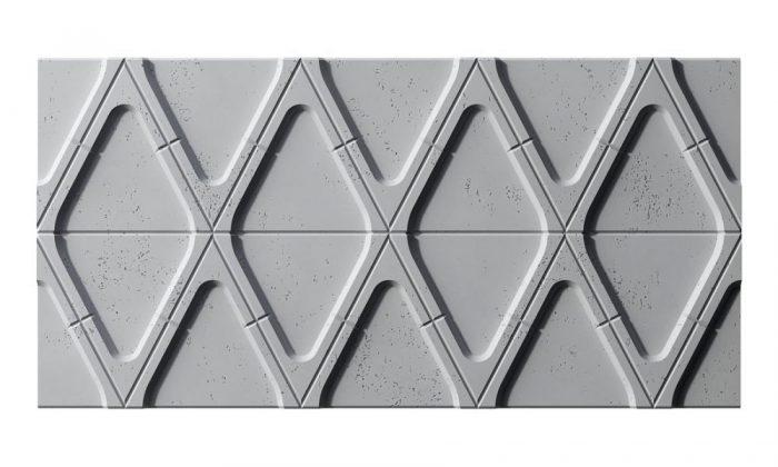 VHCT PB31 MODUŁ V Panel 3d Centrum Betonu Architektonicznego