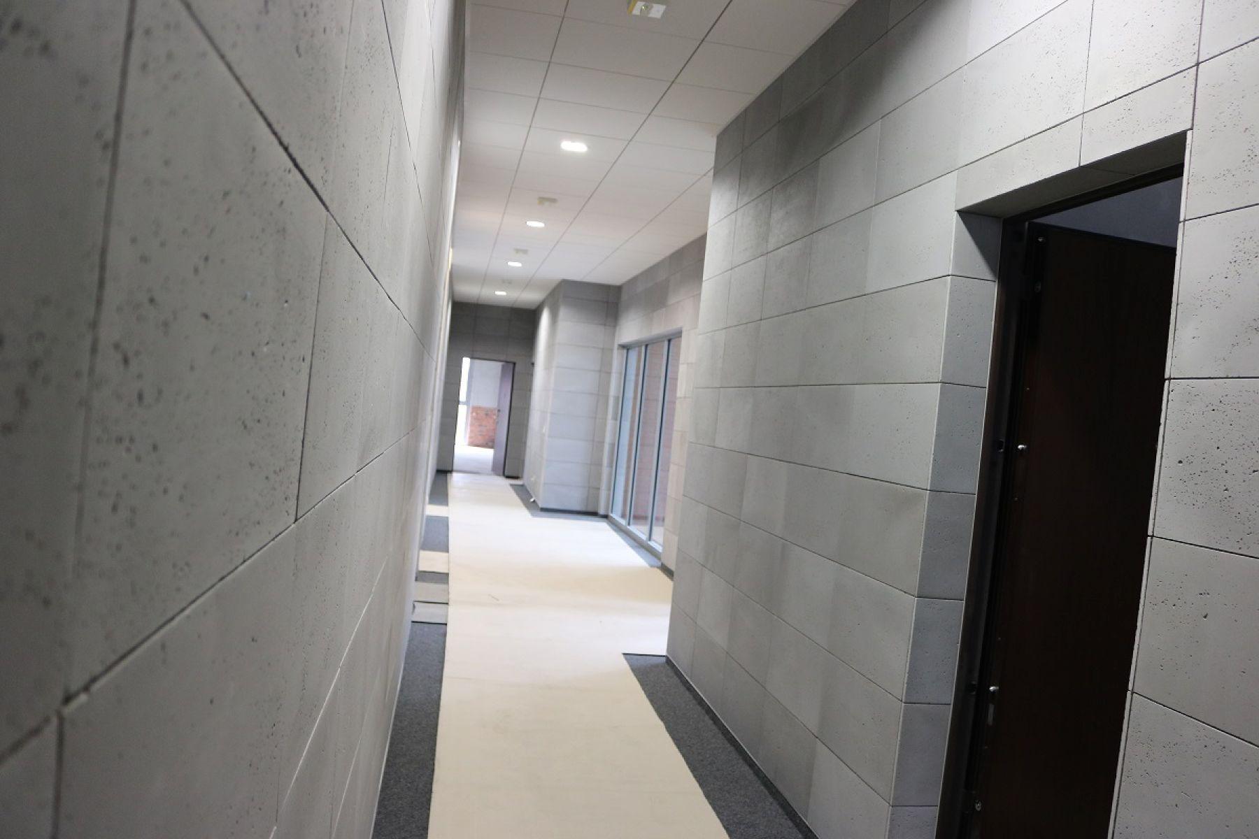 Wnętrze z betonu architektonicznego płyty 60x30 VHCT