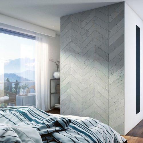 PB35 JODEŁKA Beton architektoniczny panel 3D