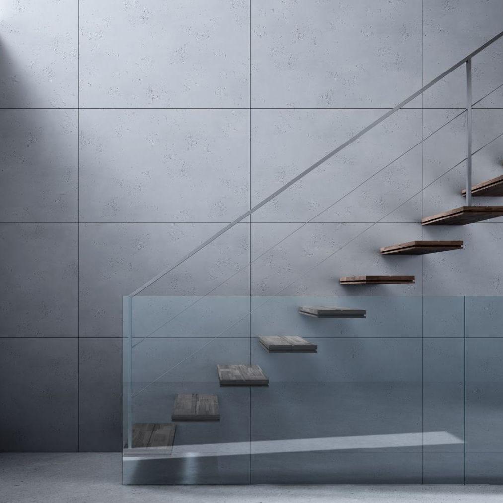Ściana - Płyta ścienna z betonu - Centrum Betonu Architektonicznego