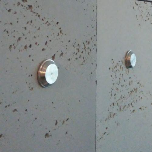 Zaślepki dekoracyjne ze stali nierdzewnej VHCT