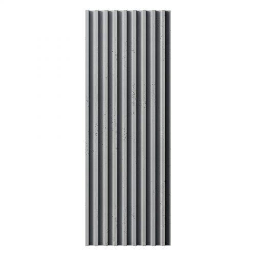 PB39 LAMEL Beton architektoniczny panel 3D
