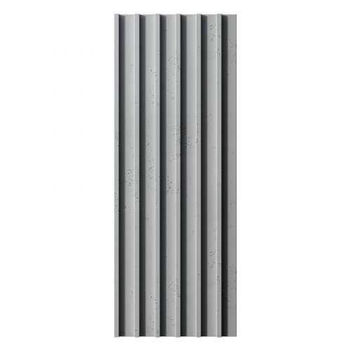 PB40 LAMEL Beton architektoniczny panel 3D