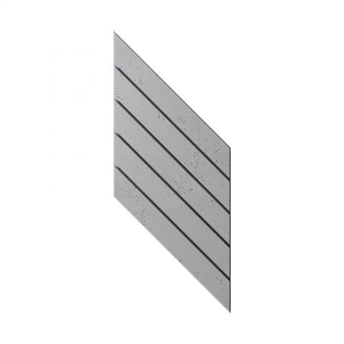 PB43 JODEŁKA Beton architektoniczny panel 3D
