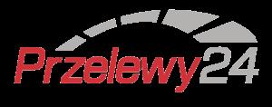 Logo Przelewy24 bezpieczne zakupy