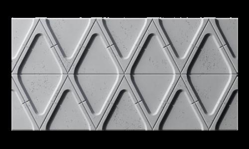 Panel 3d z betonu architektonicznego PB31 Moduł V